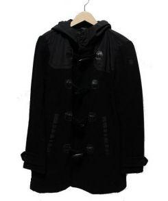 DIESEL(ディーゼル)の古着「ダッフルコート」|ブラック