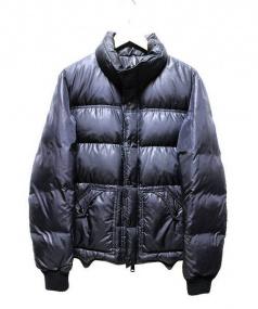 DIOR HOMME(ディオールオム)の古着「ダウンジャケット」|ブラック