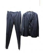 BOGLIOLI(ボリオリ)の古着「3Bスーツ」|ブラック