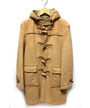 GLOVER ALL(グローバーオール)の古着「フェイクムートンダッフルコート」|キャメル