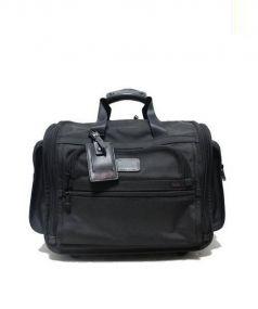 TUMI(トゥミ)の古着「ビジネスキャリーバッグ」|ブラック