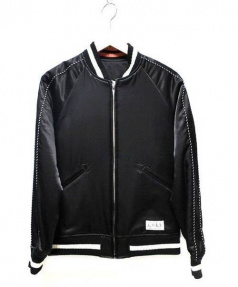 WACKO MARIA(ワコマリア)の古着「スーベニアジャケット」|ブラック