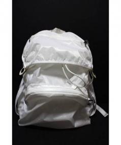 Bagjack(バッグジャック)の古着「パッカブルデイパック」|ホワイト