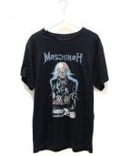 DISEGNY(ディセグニー)の古着「パロディTシャツ」|ブラック