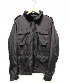 ASPESI(アスペジ)の古着「M65ナイロンジャケット」|ブラウン