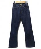 Acne Jeans(アクネジーンズ)の古着「デニムフレアパンツ」|インディゴ