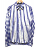 COMME des GARCONS HOMME(コムデギャルソンオム)の古着「長袖シャツ」