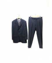 Brilla per il gusto(ブリッラ ペル イル グスト)の古着「3Bスーツ」 ネイビー