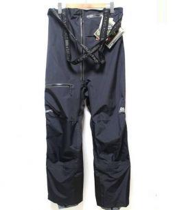 MountainEquipment(マウンテンイクイップメント)の古着「クライミングパンツ」|ブラック