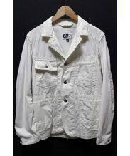 Engineered Garments(エンジニアードガーメンツ)の古着「コットンジャケット」|オフホワイト