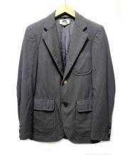 eYe COMME des GARCONS JUNYAWATANABE MAN(アイ コムデギャルソン ジュンヤワタナベマン)の古着「3Bジャケット」|グレー