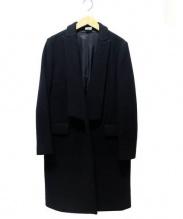 ELIN(エリン)の古着「チェスターコート」|ブラック