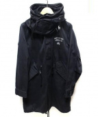 RUDE GALLERY(ルードギャラリー)の古着「モッズコート」|ブラック