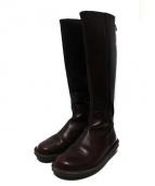 Trippen(トリッペン)の古着「レザーブーツ」|ブラウン