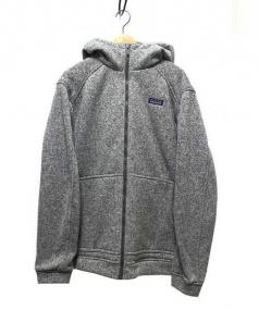 Patagonia(パタゴニア)の古着「InsuLated Better Sweater Hoody」|グレー