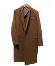 RonHerman × TEN(ロンハーマン × テン)の古着「チェスターコート」|ベージュ
