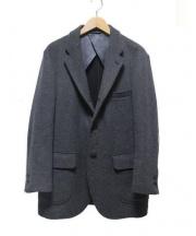 THE NERDYS(ザ ナーディーズ)の古着「ウールジャケット」|チャコールグレー
