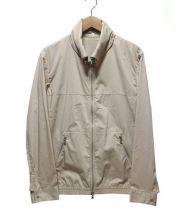 EDIFICE(エディフィス)の古着「ジップアップジャケット」|ベージュ