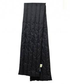 THE NORTH FACE(ザノースフェイス)の古着「サンダーマフラー」|ブラック