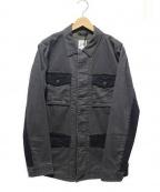 GAP(ギャップ)の古着「M65ジャケット」|グレー