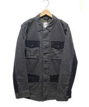 GAP(ギャップ)の古着「M65ジャケット」 グレー