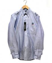 always out of stock(オールウェイズ アウト オブ ストック)の古着「ボタンダウンシャツ」|ブルー