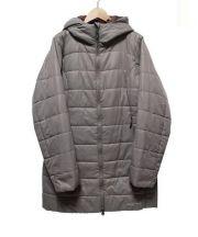 mont-bell(モンベル)の古着「サーマランドコート」|グレー