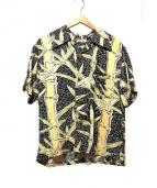 Sun_Surf(サン サーフ)の古着「アロハシャツ」|イエロー×ブラック