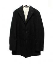 yohji yamamoto+Noir(ヨウジヤマモト プリュス ノアール)の古着「ジャケット」|ブラック