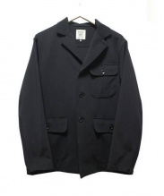 jackman(ジャックマン)の古着「ボンディングジャケット」|ブラック