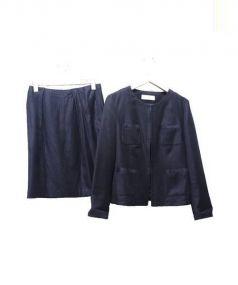 BALLSEY(ボールジィ)の古着「セットアップスーツ」|ネイビー