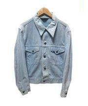 Lee(リー)の古着「デニムジャケット」|ブルー