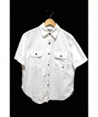WEIRDO(ウィアード)の古着「半袖シャツ」|ホワイト