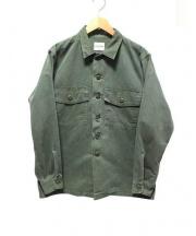RHC&MAS(アールエイチシー&マス)の古着「US ARMY SHIRTS」|カーキ