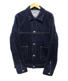 ONIKI(オニキ)の古着「デニムカバーオール」|インディゴ