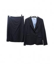 ROPE(ロペ)の古着「セットアップスーツ」|ブラック