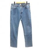 C.P COMPANY(シーピーカンパニー)の古着「デニムパンツ」|ブルー
