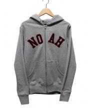 NOAH(ノア)の古着「ジップパーカー」|グレー