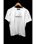 fragment design(フラグメント デザイン)の古着「プリントTシャツ」 ホワイト