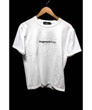 fragment design(フラグメント デザイン)の古着「プリントTシャツ」|ホワイト