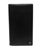 Cartier(カルティエ)の古着「長財布カードケース」 ブラック