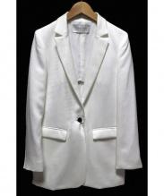 Calvin Klein(カルバンクライン)の古着「テーラードジャケット」|ホワイト