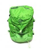 norrona(ノローナ)の古着「falketind Pack30L」 黄緑