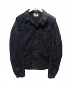 Engineered Garments(エンジニアードガーメンツ)の古着「コットンジャケット」|ブラック