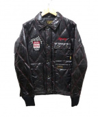 NEIGHBORHOOD(ネイバーフッド)の古着「RACING JACKET」|ブラック