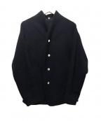 THE Sakaki(ザ サカキ)の古着「スタジアムジャンパー」|ブラック