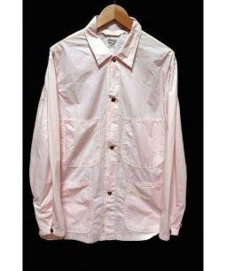 orSlow(オアスロウ)の古着「ユーティリティー カバーオール」 ピンク