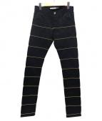 JOHN LAWRENCE SULLIVAN(ジョンローレンスサリバン)の古着「パンツ」|ブラック