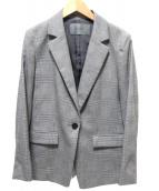 BOSCH(ボッシュ)の古着「グレンチェックジャケット」