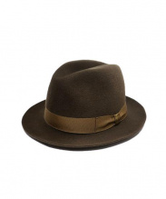 Borsalino(ボルサリーノ)の古着「ハット」|ブラウン